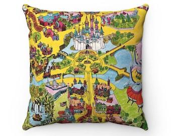 Disney world map | Etsy on