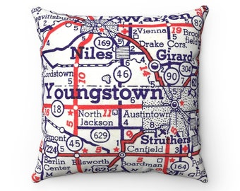 Youngstown   Etsy on uw-l map, wtamu map, jsu map, sjsu map, uaf map, clayton state map, akron map, downtown youngstown map, yyc map, siue map, uw tacoma map, njcu map, jcu map, ut tyler map, nccu map, uwgb map, ohio university map, wsu map, u of i map, ypg map,