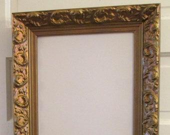 Large Vintage Frames Etsy