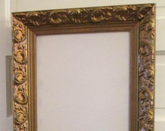 Large Ornate Frame Etsy