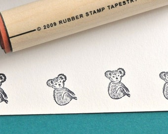 Koala Rubber Stamp
