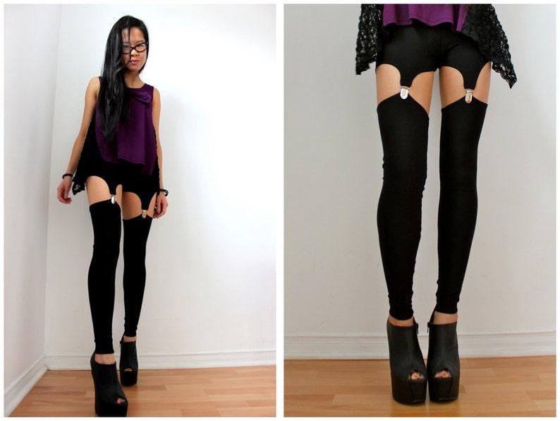 The Suspender Leggings image 0