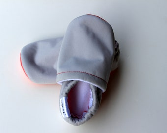 Infant Baby Soft Sole Shoes Booties Slippers booties newborn Girl Boy Pink Yellow Grey Gray red blue purple camouflage coral Non Slip SWAG