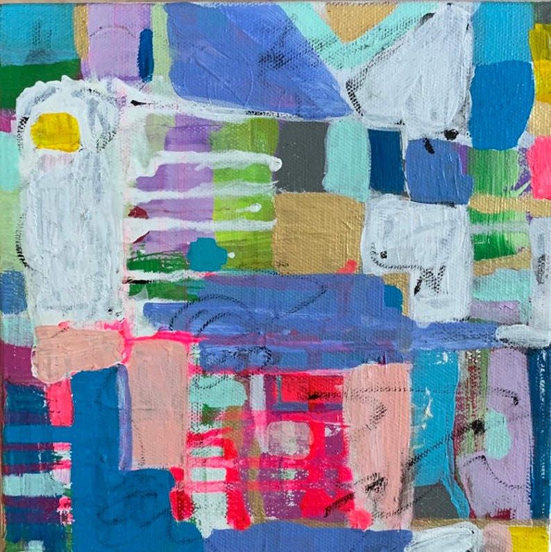 Abstract Painting Original Abstract Art Modern Contemporary image 0