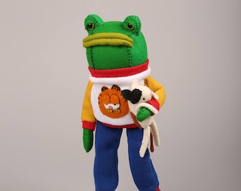 Frog Friend **Made to Order**
