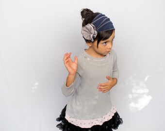 Blue Headband for Women Headbands for Kids Soft Cotton Hair Accessories Headwrap Nonslip Headband Yoga Headband Fitness Headband Baby Turban