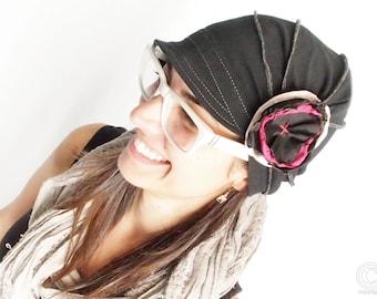 Womens hats Fashion hat Cloche hat Women accessories Woman Summer Hat Handmade Sun cap for Women Cotton Handmade cap Cotton bennie for women