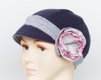 Girls Cancer Hat Women Alopecia Hat Chemo Headwear Kids Summer Cap Leukemia Lightweight Beanie for kids  Sun Hat for Children with Hair Loss