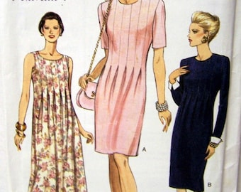 Sewing Pattern Vogue 9171 Misses' Dress size 10 Bust 32 Uncut and Complete
