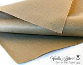 VANILLA LATTE Wool Felt, Merino Wool Blend Felt, Wool Blend Felt, Wool Felt Yardage, Wool Felt Fabric, Taupe Felt Fabric, Taupe Felt Yardage