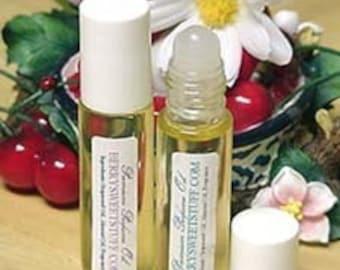 Hazelnut Perfume Oil  Fragrance Scent Roll on Perfume - Vegan - Foody Scented Perfume Cologne - Paraben-free - Hazelnut Nutty Perfume Oil