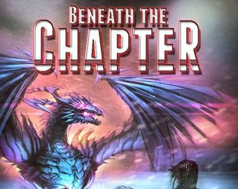 Beneath the Chapter - A Hunters Novel SIGNED COPY