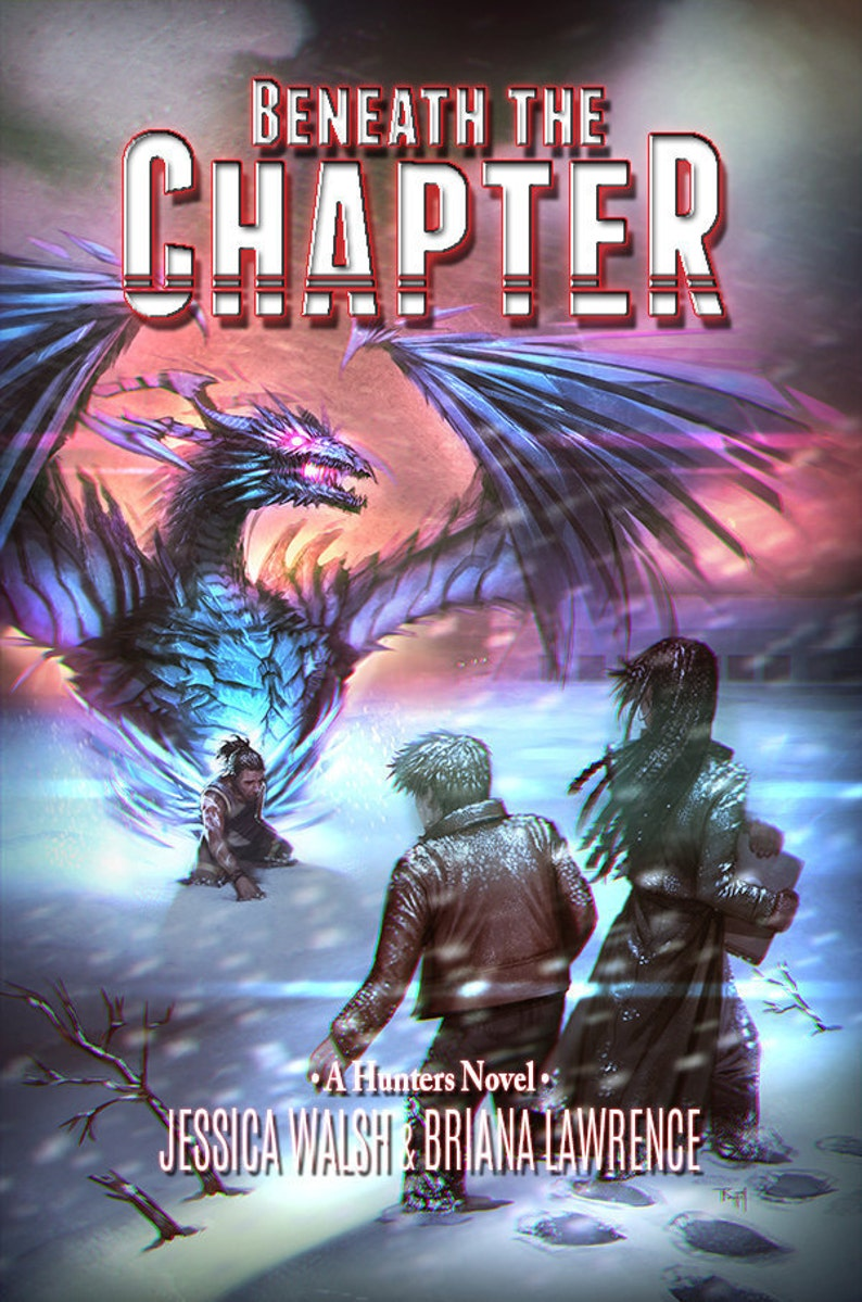 Beneath the Chapter  A Hunters Novel SIGNED COPY image 0