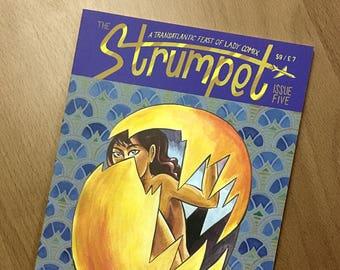 Strumpet 5 - Origin Stories