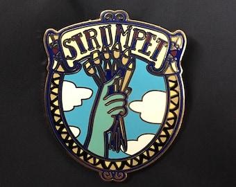 Limited Edition Strumpet Enamel Pin