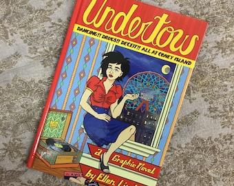 Undertow - My Debut Graphic Novel