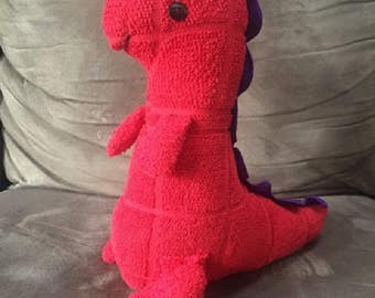 Custom Dino T-Rex  little Dinosaur