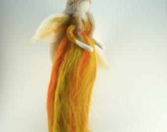 Bulk Buy 4 Angel/Fairy Ornaments Your Choice of Colors