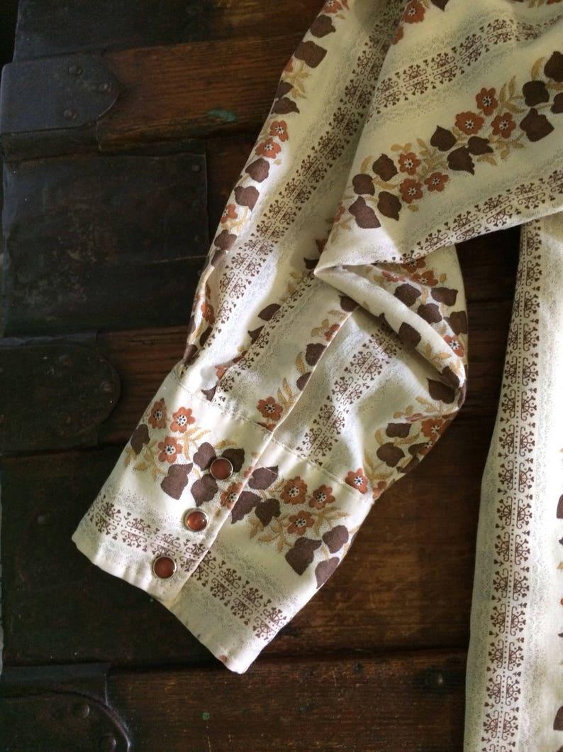 Lutratocro Men Fashion Long-Sleeve Slim Button Down Stitching Lace Shirt