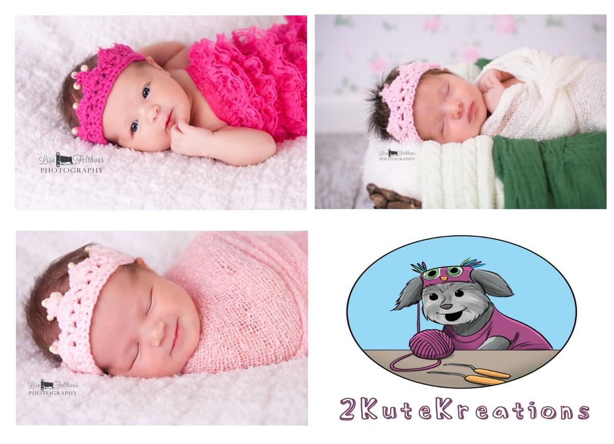 Enchanting Häkelarbeitstirnband Muster Für Baby Images - Decke ...