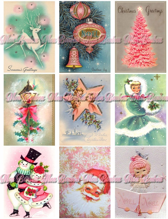 image 0 - Collage Christmas Cards