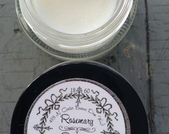 1860 Rosemary Soft Pomatum or Pomade