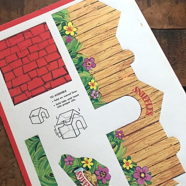 Vintage Paper Doll Book 80s Golden Book Vintage Freckles Paper Doll Book Unused  Uncut Vintage Ephemera Vintage Children/'s Book