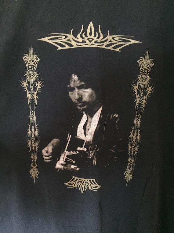 Vintage Bob Dylan Tour shirt 1998 2000