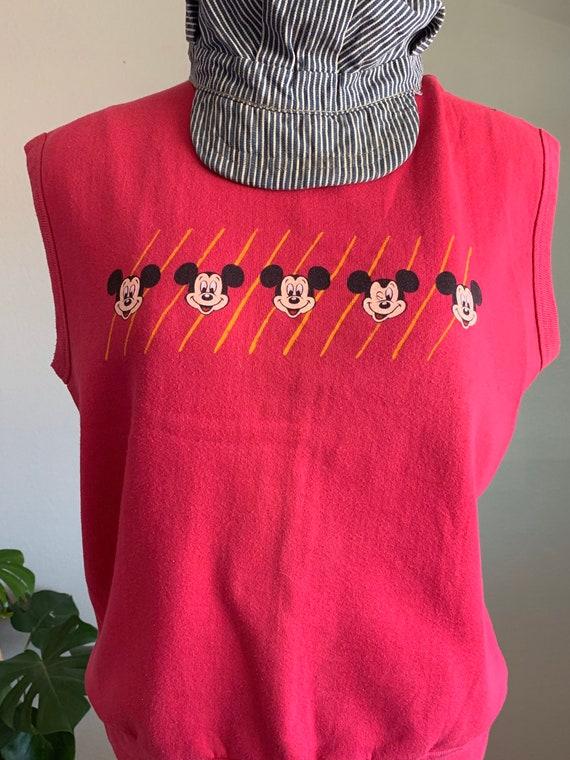 Vintage 80s 90s Disney Mickey Mouse sweatshirt