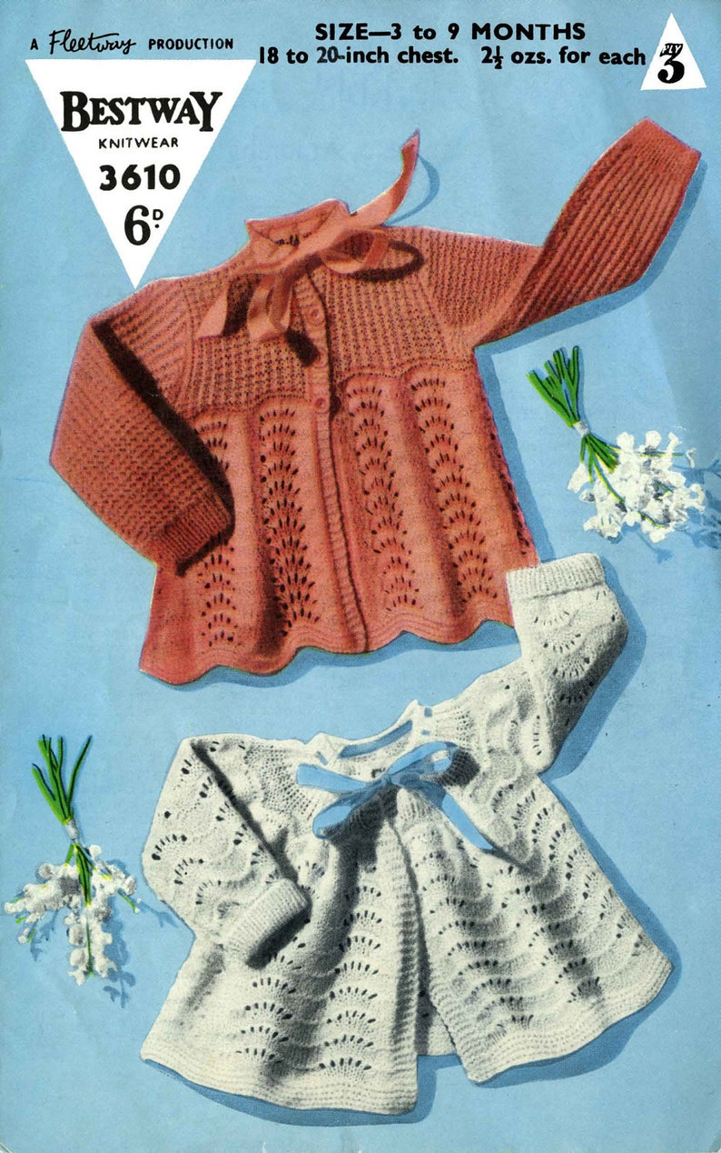 e9e72d4e3 Vintage Baby s Matinee Coat s