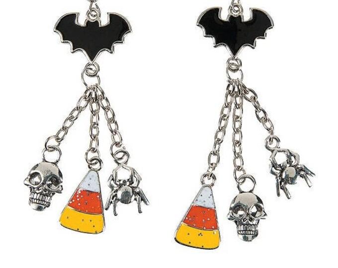 Featured listing image: Bat Dangle Earrings