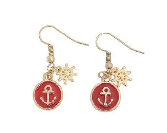 Nautical Sailor Earrings
