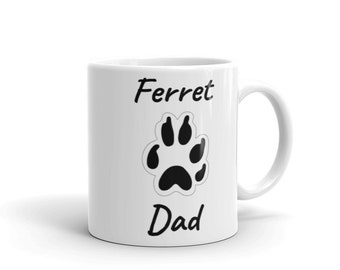 Ferret Lovers Mugs