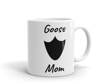 Goose Mom Coffee Mug