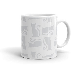Cat Pattern No. 1 Mug