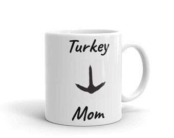 Turkey Mom Mug