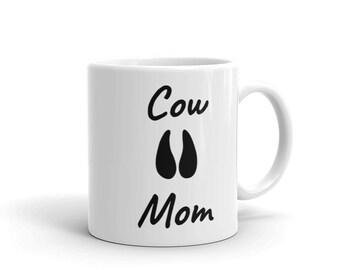 Cow Mom Mug