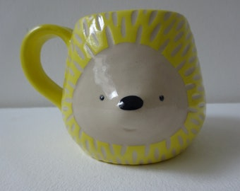 Hedgehog Mugs - Various Colours