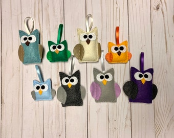Owl Ornament Lot 1 - Closeout Pricing