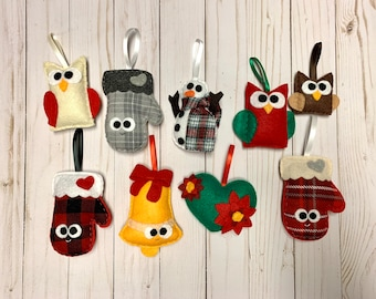 Christmas Ornament Lot 1 - Closeout Priced Lot