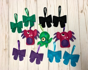 Monsters and Bows Lot - Closeout Lot Pricing