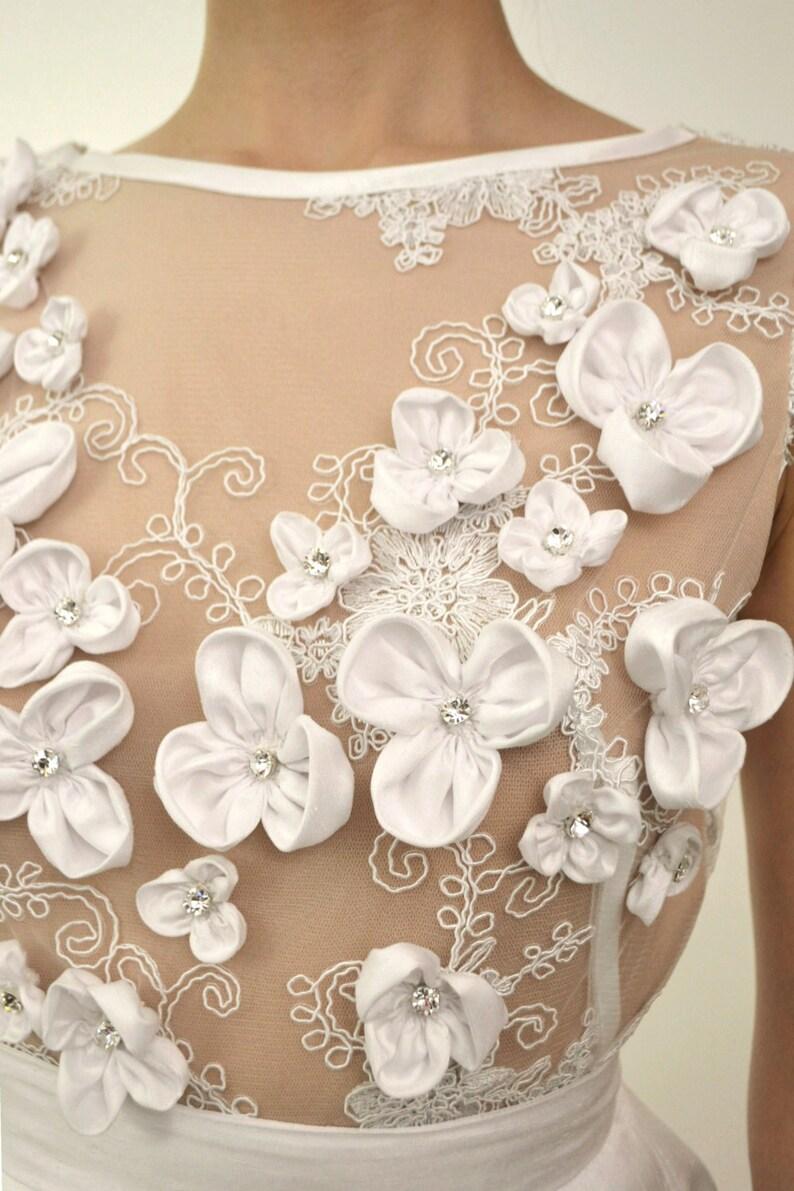 14ffebad075 Giselle Two Piece Bridal Jumpsuit