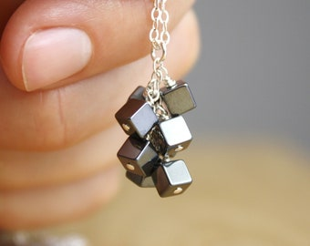 Hematite Necklace for Harmony and Boosting Self Esteem