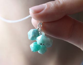 Calming Gifts . Amazonite Necklace