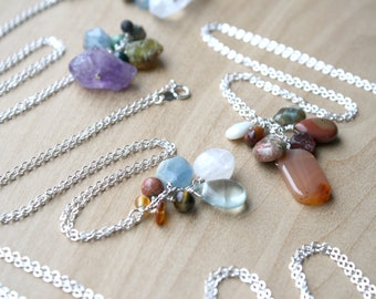 Intention Necklaces