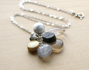 Personal Intention Necklace for Anxiety Relief and Protection NEW