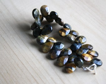 Hawks Eye Bracelet for Protection and Anxiety Relief