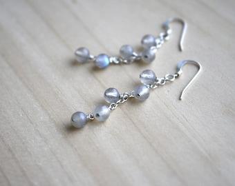 Earrings CASCADE