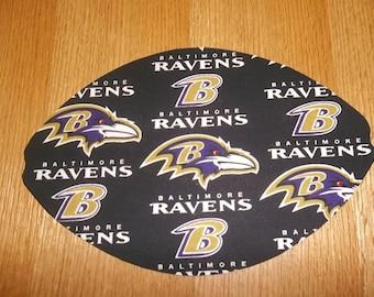 Mouse Pad, Baltimore Ravens, Mouse Pads, Mousepad, Desk Accessories, Mouse Mat, Office Decor, Football Shape, Computer Mouse Pad, Gift