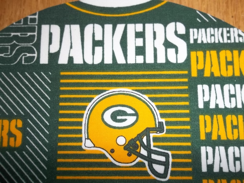 Gift Mouse Mat Office Decor Football Shape Mouse Pad Green Bay Packers #2 Mouse Pads Mousepad Computer Mouse Pad Desk Accessories
